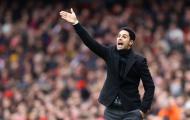 Cái tên bất ngờ cho tuyến giữa Arsenal, giúp Arteta tiết kiệm 45 triệu bảng