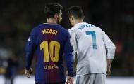 'Hai cái tên ấy thống trị bóng đá Thế giới suốt 15 năm qua'