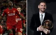 Messi là rào cản ngăn Sadio Mane gia nhập Barcelona