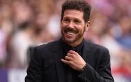 'Báu vật' Atletico tiếp tục khiến Diego Simeone nở mày nở mặt