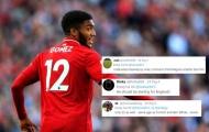 CĐV Liverpool: 'Thật tội lỗi khi nghĩ cậu ấy kém hơn Harry Maguire'