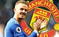 'James Maddison nên đến đầu quân cho Man Utd vì... '