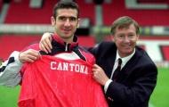 Nhìn lại 10 bản hợp đồng đầu tiên của M.U trong kỷ nguyên Premier League