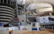 Real Madrid tiến hành xây dựng sân nhà mới đầy hoành tráng