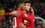 """""""Đó là cầu thủ trẻ hay nhất của Man Utd"""""""