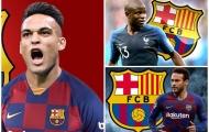 Hoàn tất 4 'bom tấn', đội hình Barca mùa tới khủng như thế nào?