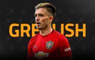 Vì 2 lí do, Man United bỏ mặc 'số 10' 80 triệu để thâu tóm Grealish