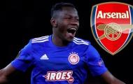 Đại chiến ông lớn, Arsenal quyết giành 'Quái thú Hy Lạp'