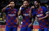 'Tôi hy vọng Neymar trở lại, MSN lại sát cánh cùng nhau'