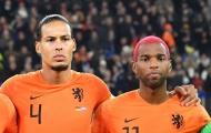 'Van Dijk là một người đội trưởng tuyệt vời, tôi rất nể trọng cậu ấy'
