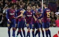 'Nếu giải đấu kết thúc, Barcelona phải là nhà vô địch'