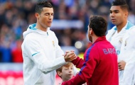 Rooney nói lời thật lòng khi so sánh tài năng của Messi và Ronaldo