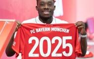 CHÍNH THỨC! Bayern Munich gia hạn thành công với 'báu vật' 19 tuổi