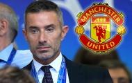 Man Utd đã chọn xong vị trí Giám đốc thể thao?