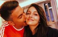 Người nhà cập nhật tình hình của Dybala và bạn gái