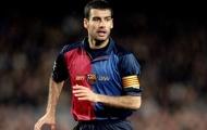 Pep Guardiola là cầu thủ 'chơi xấu' nhất trong lịch sử Barcelona