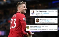 CĐV Man Utd: 'Đó là Evra mới, nhưng chúng ta đã có Shaw và Williams'