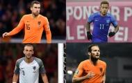Ra mắt trong giai đoạn 2010 - 2019, ai là người có số lần khoác áo ĐT Hà Lan nhiều nhất?