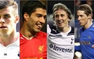 Suarez, Modric và những cầu thủ đẳng cấp không thể vô địch Ngoại hạng Anh