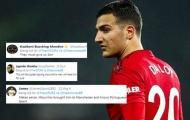 CĐV Tottenham: 'Hãy mua cậu ấy, đó là học trò cũ của Mourinho tại Man Utd'