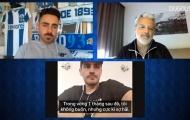 Iker Casillas chia sẻ về bệnh đau tim