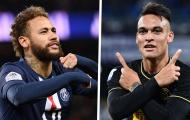 Messi đưa ra lựa chọn giữa Martinez và Neymar