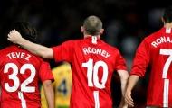Bộ 3 Ronaldo - Rooney - Tevez 'bá đạo' như thế nào?