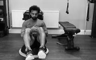 Không thi đấu, Salah làm điều khó tin lúc 2h40 sáng
