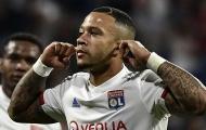 Memphis Depay nhiều lần từ chối gia hạn hợp đồng với Lyon
