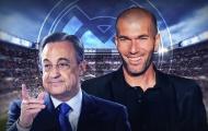 Real, Perez, Zidane và 'siêu kế hoạch' hàng trăm tỉ đô năm 2022