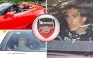 Arsenal tiên phong Premier League, dàn sao rầm rộ đến sân tập giữa mùa dịch