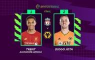 'Cào nút' thua đối thủ, Arnold khiến Liverpool mất danh hiệu Ngoại hạng Anh