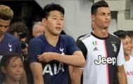 CHOÁNG! Son Heung-min vượt Ronaldo về giá trị chuyển nhượng