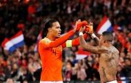 Depay: 'Tôi ước Van Dijk đến M.U chứ không phải Liverpool'
