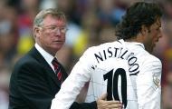 Rio Ferdinand: Đó chính là 'giọt nước tràn ly' khiến Van Nistelrooy rời Man Utd