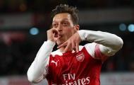 Kết thúc, Arsenal định đoạt xong tương lai của Ozil
