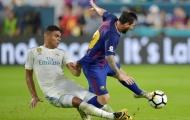 10 sao chơi xấu nhất Châu Âu: 'Khắc tinh' của Messi, kẻ cãi lộn Neymar