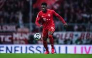 Alphonso Davies: Ngôi sao tương lai của Bayern Munich