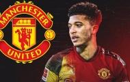 Sancho có động thái đáp trả lời mời từ chối M.U, tới Liverpool