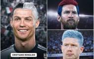 Khi các cầu thủ nhuộm tóc giống màu áo CLB sẽ trông như thế nào?
