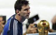 Từ Ballack đến Messi: 8 khoảnh khắc 'đau lòng' của những kẻ bại trận