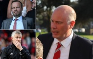 Man United ra quyết định cuối cùng về việc bổ nhiệm Giám đốc kĩ thuật