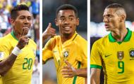 Firmino và Jesus, ai đủ sức nhận áo số 9 của Ronaldo 'béo'?