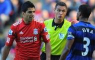 Patrice Evra nhận điều đặc biệt từ Liverpool sau scandal với Suarez