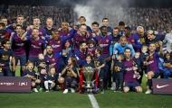 Sao Real Madrid: 'Thật bất hợp lý nếu trao chức vô địch La Liga cho Barca'