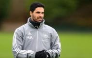 Arteta: 'Tôi không thấy điều đó xuất hiện tại Arsenal'