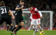 Cựu sao Liverpool: 'Gerrard toàn diện, nhưng vẫn kém Cazorla'