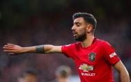 Fernandes khiến đồng đội ở Man Utd kinh ngạc