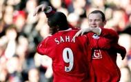 Louis Saha: Ở Man Utd, cậu ấy là đối tác tuyệt vời nhất của tôi