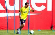 """Messi """"lộ diện"""", sẵn sàng bảo vệ ngôi đầu La Liga"""